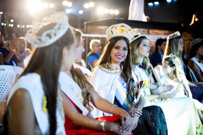 En la Fiesta se elegirá la Reina Nacional del Girasol.