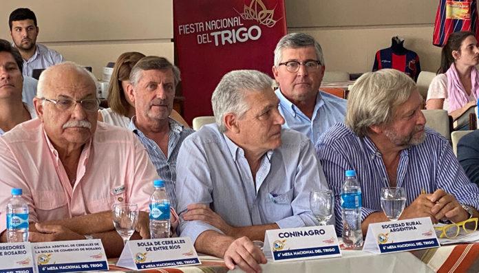 Productores En Fiesta Del Trigo