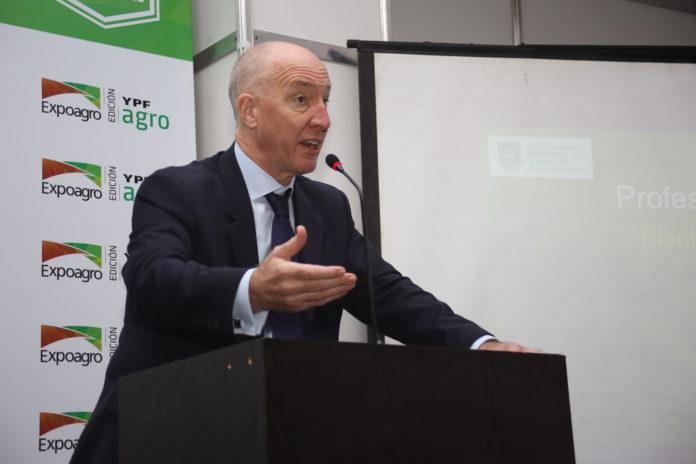 Embajador Británico Expoagro 2020 Edición Ypf Agro