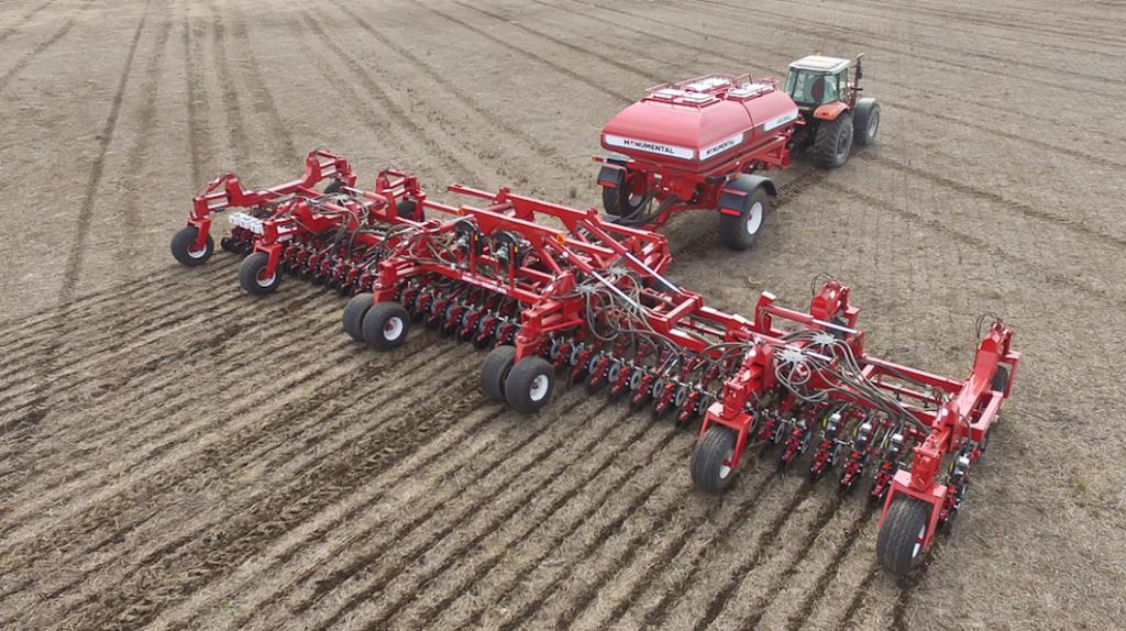Fuerte aumento de facturación en maquinarias agrícolas.