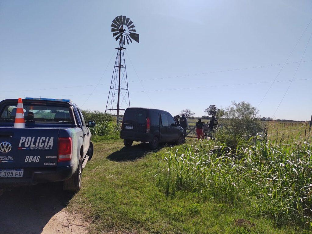 allanamiento rural